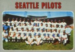 1970 Seattle Pilots