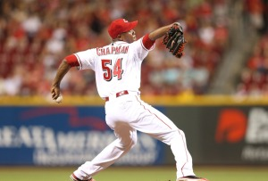 Chapman's conversion to starter will be one of the major storylines for the 2013 Reds.