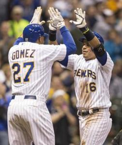 A 10-2 start has Brewer fans excited for 2014.