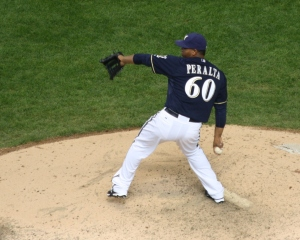 Wily Peralta could be the key to a successful 2014 campaign.