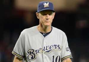 MLB: Milwaukee Brewers at Arizona Diamondbacks